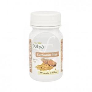 Curcumin Plus 60 cápsulas Sotya