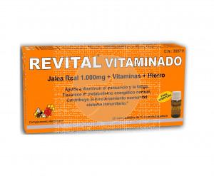 Revital Vitaminado 20 viales