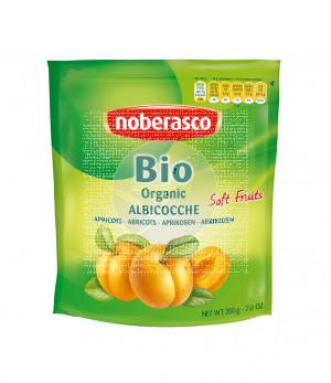 Albaricoques Blandos sin Hueso Bio Noberasco