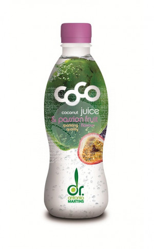 Agua De Coco Passion Fruits Bio Dr. Antonio Martins
