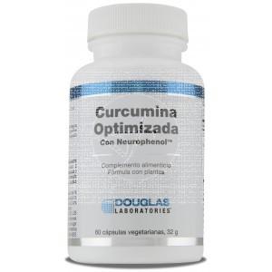 CURCUMINA OPTIMIZADA CON NEUROPHENOL LABORATORIOS DOUGLAS