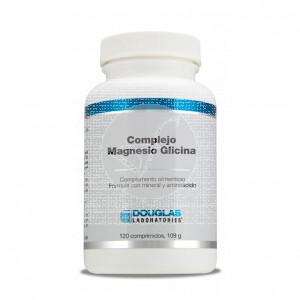 GLICINATO DE MAGNESIO 120 COMPRIMIDOS DOUGLAS
