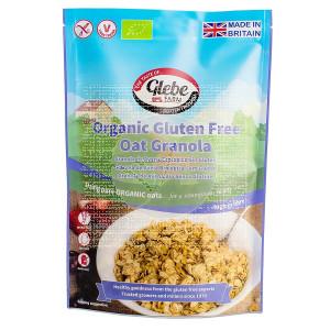 Granola De Avena Bio sin gluten Glebe