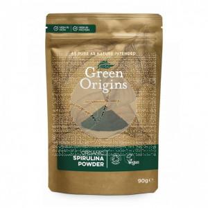 Espirulina en polvo orgánico Green Origins