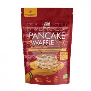 Pancake & Waffle Mix Almendra y Manzana Eco 400g Iswari
