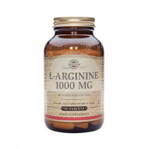 L-Arginina 1000Mg 90comprimidos Solgar