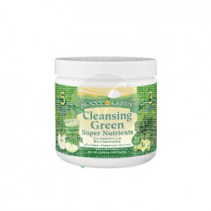 Cleansing Green Super Nutrientes Sunny Green