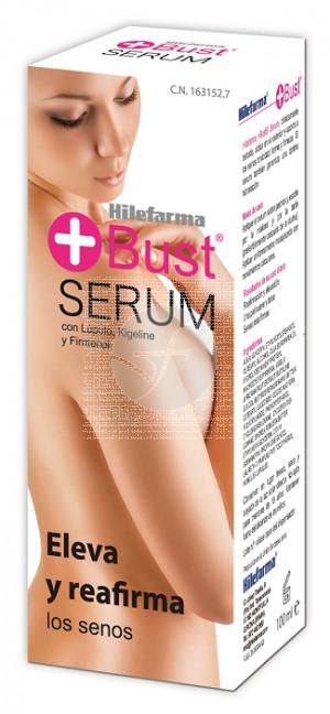 +BUST SERUM REAFIRMANTE DE SENOS 100ML HILEFARMA