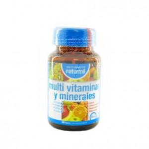 Multivitaminas y Minerales 30 perlas Dietmed ^