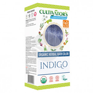 Tinte Herbal Índigo Eco 100 gr Cultivator's
