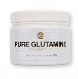 Pure Glutamina 200Gr Asn