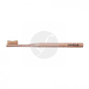 Cepillo dental de bambú adulto natural Eco biodegradable Naturbrush
