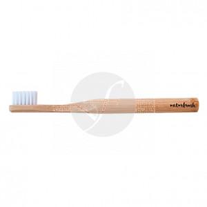 Cepillo dental de bambú niños natural Eco biodegradable Naturbrush