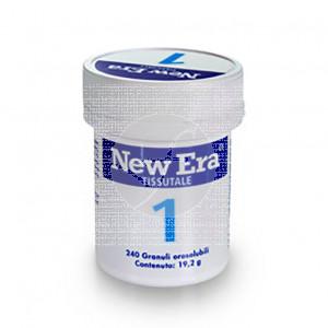 Calcium Fluoratum Nr1 240 comprimidos Schussler New Era