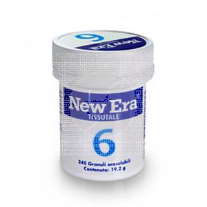 Kalium Sulfuricum Nr6 240 comprimidos Schussler New Era