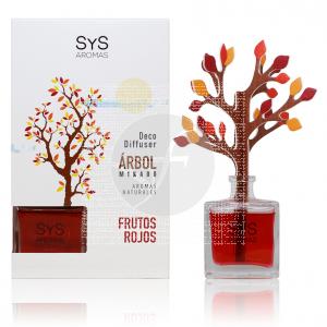 Ambientador mikado arbol Frutos Rojos 90ml Sys Aromas