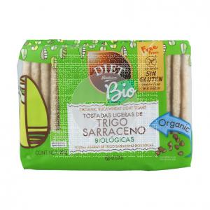 Tostadas Ligeras De Trigo Sarraceno Diet-Radisson