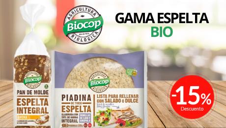 Julio 2020 Gama Espelta Biocop