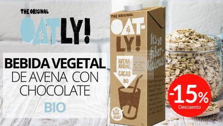 Julio 2020 bebida vegetal avena Oatly