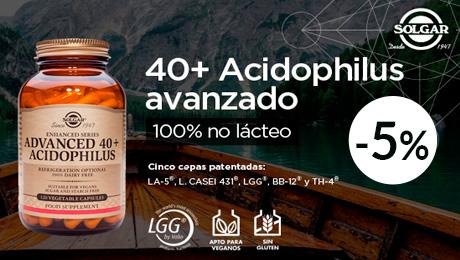 Enero- 40 acidophilus Solgar