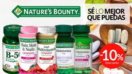 Julio 2020 Nature's Bounty
