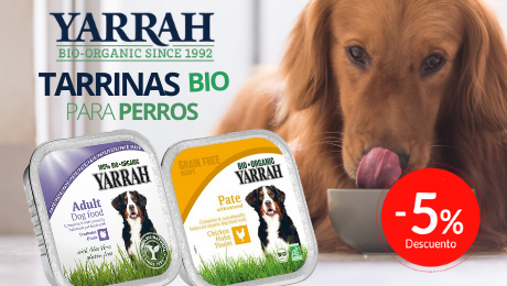 Julio 2020 Comida perro Yarrah