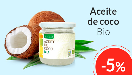 Diciembre - Aceite de coco bio spirit
