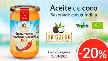 Febrero 2020 Aceite de coco Dr.Goerg