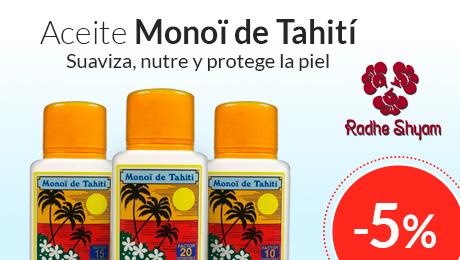 Mayo - Aceites Monoï de Tahití de radhe Shyam