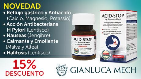 Febrero- Nuevo Acid stop Balestra Mech