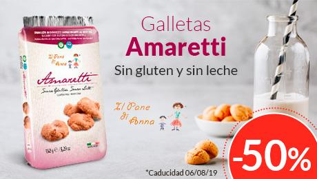 Julio - Galletas amaretti Il Pane di Anna