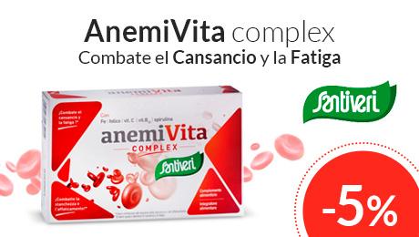 Enero- Anemivita complex Santiveri