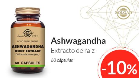 Agosto 2019 - Ashwagandha Solgar