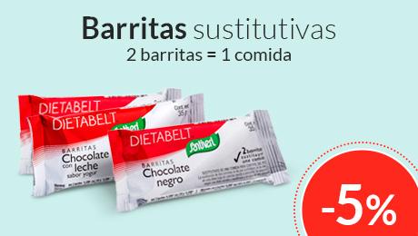 Enero- Barritas sustitutivas Santiveri