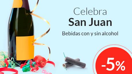 Junio - Bebidas para San Juan