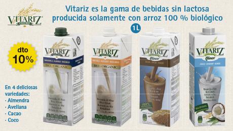 Agosto - Bebidas vegetales Vitariz