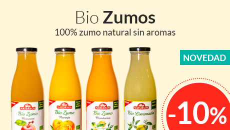Junio - Zumos bio Natursoy