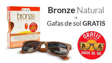 Mayo - Bronze natural + Gafas gratis