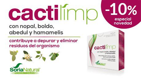 Abril - Cactilimp Sorial Natural