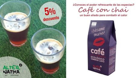 Agosto 2019 - Café molido con Chai Alternativa 3