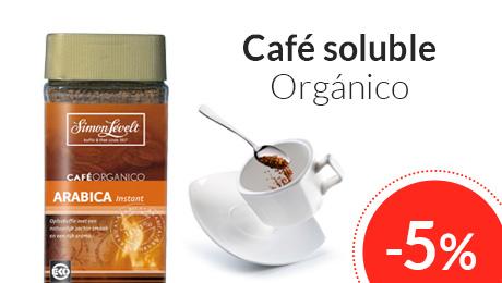 Enero- Café soluble Simón Levelt