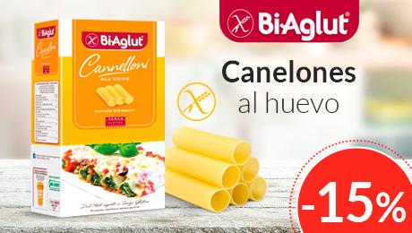 Julio 2019 - Canelones sin gluten Bi Aglut