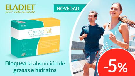 Agosto 2019 - bloqueador de carbohidratos Eladiet