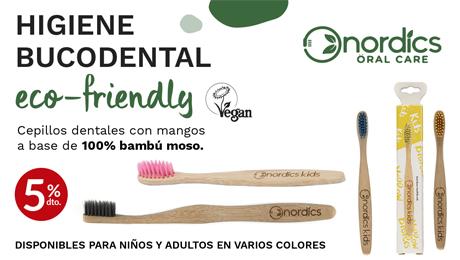Enero- cepillos dentales Nordics Oral Care