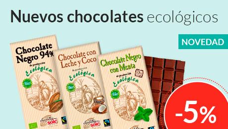 Febrero- Chocolates ecológicos Sole