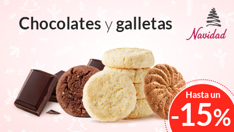 Navidad - Chocolates y galletas