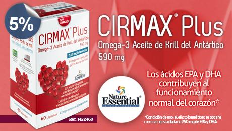 Abril - Cirmax Plus Nature Essential