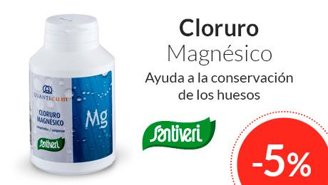 Abril - Clorudo Magnésico Santiveri