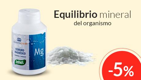 Febrero- Cloruro de magnesio Santiveri