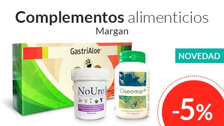 Febrero- Complementos alimenticios Margan